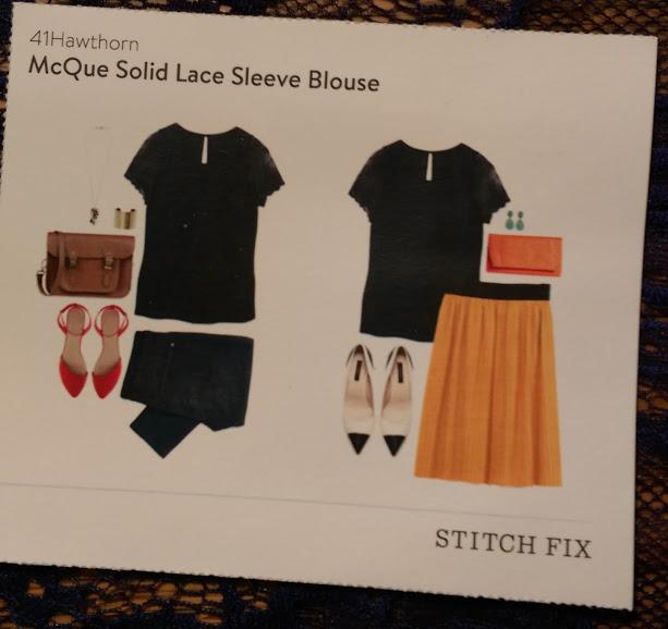 41Hawthorn McQue Solid Lace Sleeve Blouse @stitchfix stitch fix https://www.stitchfix.com/referral/3590654